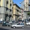 イタリアの街ーナポリ 観光