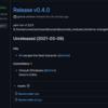 GitHub Actionsでバージョンをバンプしつつタグを打ち、リリースノートにPRベースのchangelogを記載したい