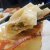 最強のもっちり皮!「馬賊@日暮里」の焼餃子で糖質チャージ! #ガンダムスタンプラリー