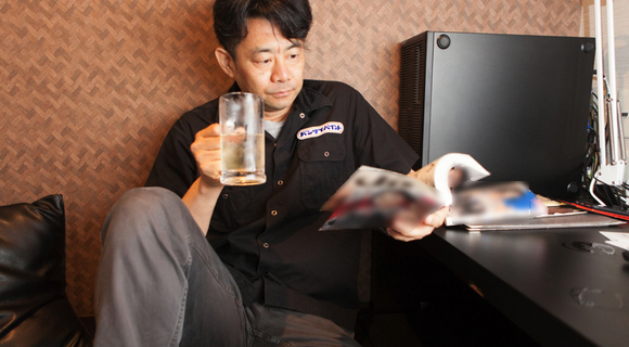 【漫画喫茶】「お酒飲み放題」のネットカフェなんて、天国すぎるじゃないか【ヒョイ飲み】