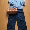 今日の服と上野散歩