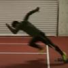 【短距離】なぜ速い人はスタートで足を擦るのか?【陸上競技】