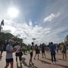 大阪スポーツ祭典 第46回 ハーフ・10kmロードレース大会走った