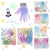 パステル手形アート味美ふれあいセンター12月講座