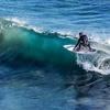 サーフィン男子、五十嵐が銀メダル 「戦う相手が大自然、カッコ良すぎる」