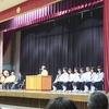 中学校の学校祭① 横須賀中