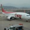 《デルタスカイマイル利用》上海・ソウル旅行5 高速列車「KTX」と「TWAY航空」を大邱で乗り継いで帰国。