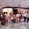 東京土産 かりんとう専門店「日本橋錦豊琳」のかりんとう を行列して買う