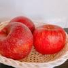 果物を頂く機会が多い季節。タルトタタン風アレンジ☆