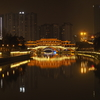 四川、重慶フリー旅行IN春節 (13) 四川省、成都の夜