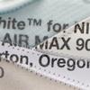 NIKE OFF-WHITE VIRGIL ABLOH THE 10 NIKE AIR MAX 90