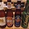 タイビール飲み比べ
