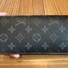 【LOUIS VITTON モノグラムエクリプス】愛用の財布をご紹介します