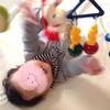 1ヶ月遅れの4ヶ月健診と、我が子にSiriが躾。