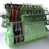 進化を続ける船舶の主機!外航船に使われる主機の種類と最新エンジンの紹介