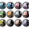 【グッズ】「名探偵コナン」 ステンドグラスアートキーホルダー 2017年9月頃発売予定