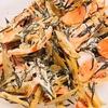 【 ご飯ログ 】 ごぼうサラダ 〜ごぼうの土臭さが無くなる火入れ方法 【 レシピ 】