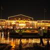 ディズニーランド:初めてみた雨の日限定のナイトフォール・グロウ