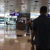 2017年8月15日(火) 香港空港からシェムリアップ到着まで【カンボジアひとり旅】#6