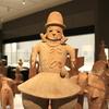 特別展「茶の湯」で茶器を堪能し、考古展示室で人物埴輪に圧倒される@東京国立博物館