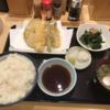 禁酒日のディナー(てんや)
