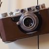 ゾルキー Zorki 速写ケースの代替品(Canon IIb用のケース)