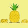 パイン、パイナップル、パインアップルって違う?(パイナップルの日)