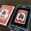 ZIPPO X BICYCLE PLAYING CARDSについて