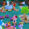 【ポケ森レイアウト】森のピクニック