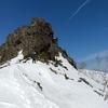 武華山 ライオン岩コース