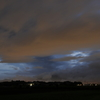 雨時々曇り~その4『これも夕焼け雲?』