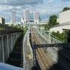 横浜駅東口周辺散策3(高島水際線公園~横浜駅)