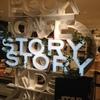 ふわとろオムライス@STORY STORY(新宿 小田急百貨店10F)