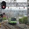 鉄道の日常風景26...JRおおさか東線に乗車20190423