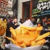 【2017 ロンドン・ベルギー⑫】ブリュッセルでフライドポテトを食べたい