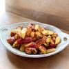 簡単大学芋でサツマイモ大量消費とプチクリスマス