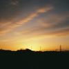 フイルム写真館 NIKON F4~その6『朝焼け雲』