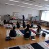 今年最後の講座『小学生書初め教室』が終了しました