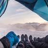 仕事の同僚と吹雪のテント中で2ヶ月間一緒に過ごせますか?