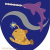 のこぎりザメの紋章で、反撃?埋め合わせ?