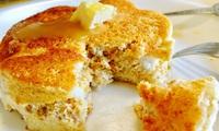 お店みたいなスフレパンケーキを家でも作れるか?に挑戦。~朝から頑張った星乃珈琲風スフレパンケーキ~