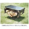 Hangoutのファイヤーサイドテーブルがカッコイイ件【ステンレストップ】