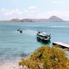 インドネシア旅行記 【コモド編】 コモドドラゴンに逢いに。。。コモド日帰りツアー その③ まず最初はパダル島