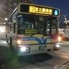 2018年に撮影した横浜市営バスのスペースランナー