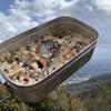2月4日 久しぶりにのんびり山飯ハイク!ごろごろ岳&観音山へ鯖缶が美味ーい!