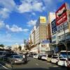2018秋!車で家族旅行(1日目 後編):熱海の中心街をひたすら歩く