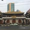 お寺好きはぜひ。呉の孫権の命で建立、上海の古刹  静安寺