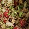 キヌアのサラダに挑戦