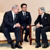 天皇陛下は、イスラエル…とくにネタニヤフ首相に、格別の親しみをお持ちになられているのではないか。(ただの推測)