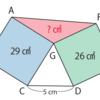 解答:オリジナル問題1【正方形をどう使うか?】